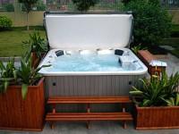 Гидромассажные ванны: отдых и удовольствие