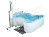 Медицинская ванна в форме бабочки