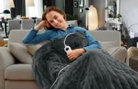 Здоровый сон в теплой постели: электропростыни и электроодеяла
