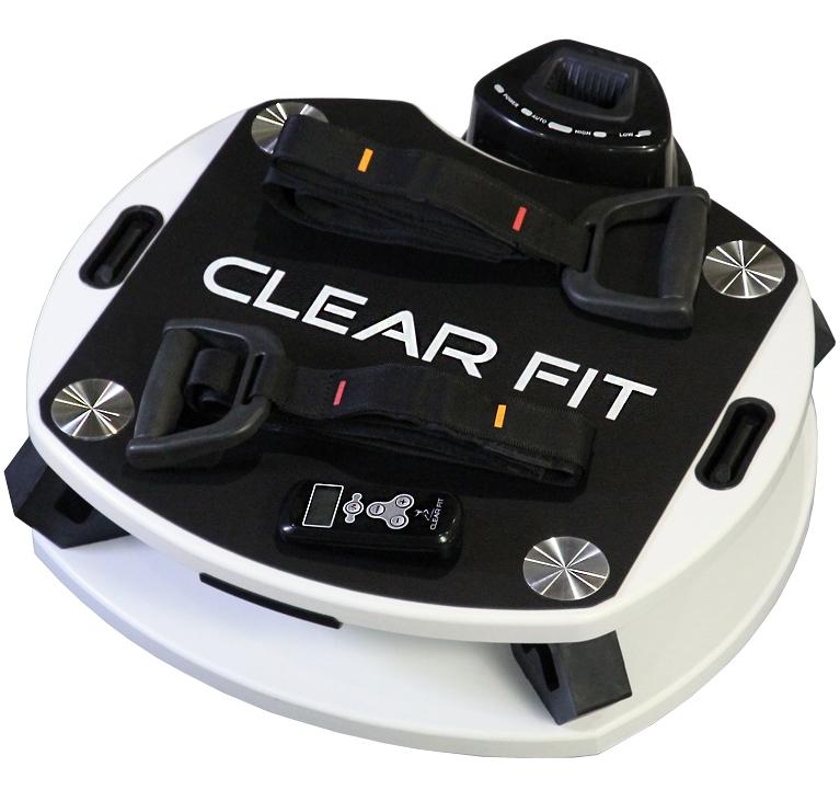 Домашний фитнес с виброплатформой Clear Fit Compact 201